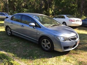 2009 Honda Civic Vti 5spd automatic with RWC AND LONG REGO Woolloongabba Brisbane South West Preview