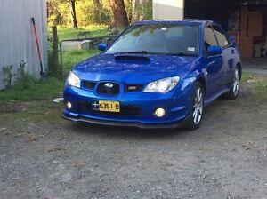 2006 wrx club spec 9 Healesville Yarra Ranges Preview
