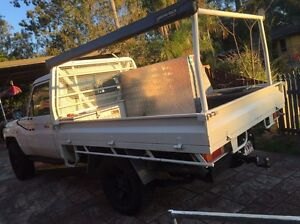Landcruiser ute tray Thornlands Redland Area Preview