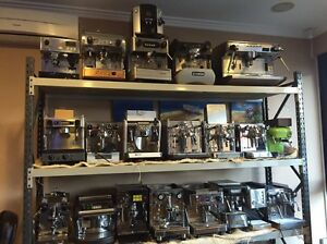 Home Coffee Machine Barista Warehouse New&Used Commercial&Domestic Marrickville Marrickville Area Preview