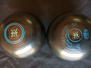 Drakes Pride xtra Special Lawn Bowls  Size 3 Tolland Wagga Wagga City Preview