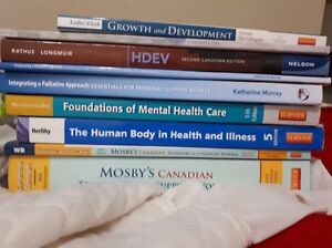 Selling textbooks of PSW course