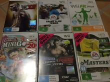 Nintendo Wii bundle + fit board + sports pack + 9 games Calamvale Brisbane South West Preview