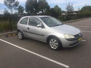 2003 Holden Barina SXI Mount Annan Camden Area Preview