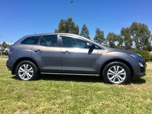 MAZDA CX 7 MZR-CD Amaroo Gungahlin Area Preview