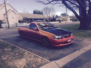 BA XR8 falcon ute Perth Northern Midlands Preview