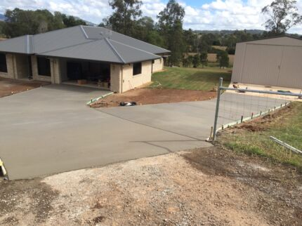 Vision Concreting Sunshine Coast Wurtulla Maroochydore Area Preview