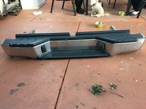Nissan navara d22 rear bumper bar Hoppers Crossing Wyndham Area Preview