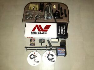 Minelab Metal Detector GPX 5000 East Fremantle Fremantle Area Preview