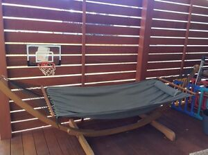 Hammock and base Long Jetty Wyong Area Preview