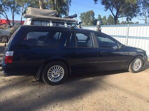 FORD FALCON STATION WAGON DUAL FUEL 2002 Ellenbrook Swan Area Preview
