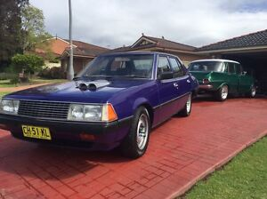 1982 Mitsubishi Sigma Worked 2.6L *Heaps Spent* 7 Months Rego Penrith Penrith Area Preview