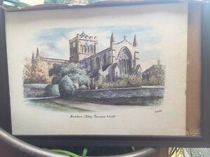 Hexham abbey Rockingham Rockingham Area Preview
