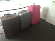 Assorted suitcases Cairns Cairns City Preview
