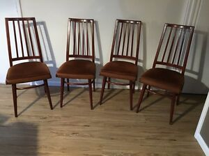 Genuine vintage Ligna dining chairs Baldivis Rockingham Area Preview