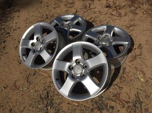 Genuine Toyota Camry Sportivo ROH 16 inch alloy mag wheel rims South Brisbane Brisbane South West Preview
