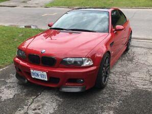 BMW M3 Comp pkg (ZCP)