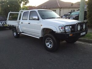 Hilux 4x4 Lidcombe Auburn Area Preview