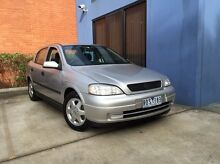 2001 Holden Astra CD Auto Sedan Epping Whittlesea Area Preview