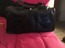 Mimco large black turnlock bag Thornton Maitland Area Preview