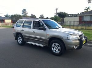 2002 Mazda Tribute Limited 4x4 auto 5months rego low kms Liverpool Liverpool Area Preview