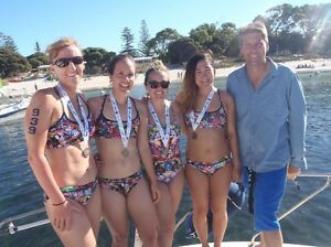 Rottnest channel swim skipper and boat needed West Perth Perth City Area Preview