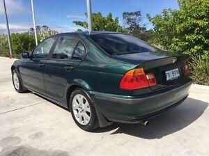 BMW 318i E46 Otago Clarence Area Preview
