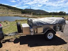 'Rover' 3 Dog Camper Trailer Latham Belconnen Area Preview