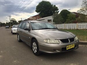 2002 Holden commodore VX wagon 6months rego Liverpool Liverpool Area Preview