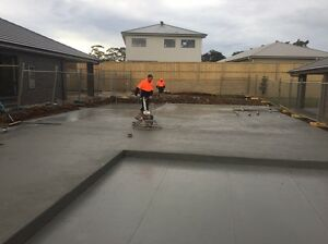 Concrete Slabs! Concrete Sydney Leppington Camden Area Preview