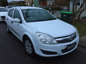 Holden Astra 2007 MY7.5 Cardiff Lake Macquarie Area Preview