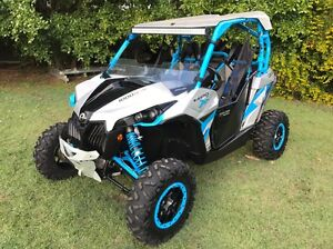 Canam maverick 1000 turbo xds 2016 19H like Polaris rzr swap trade Burpengary Caboolture Area Preview
