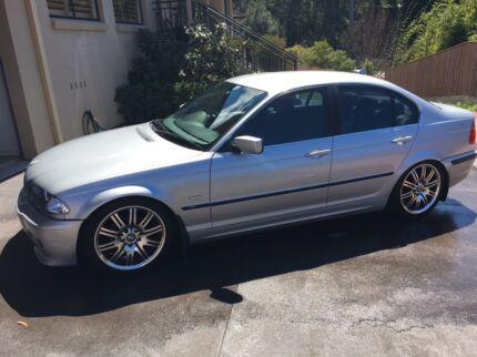 BMW e46 318i 2001 Terrigal Gosford Area Preview