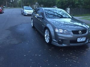 Holden Commodore Sv6 Series II VE Wagon Mernda Whittlesea Area Preview