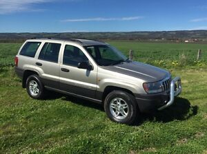 2004 JEEP GRAND CHEROKEE TURBO DIESEL 2.7L McLaren Vale Morphett Vale Area Preview