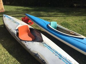 Fibre Glass Kayaks Mirrabooka Lake Macquarie Area Preview