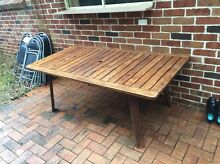 Outdoor Table w/chairs Pennant Hills Hornsby Area Preview
