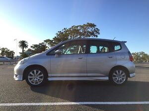 Honda Jazz 2008- manual- immaculate condition Elwood Port Phillip Preview