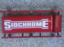 Mechanic's creeper - steel frame - Sidchrome brand Coomera Gold Coast North Preview