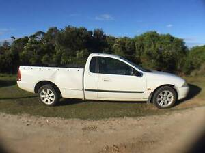 2002 Ford Other Ute Golden Beach Wellington Area Preview