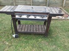 FREE BBQ - 4 burner Rutherford Maitland Area Preview