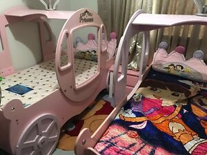 Princess bed Cabramatta West Fairfield Area Preview
