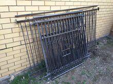 5 x Heavy Duty Steel Window Bars - Various Sizes Everton Park Brisbane North West Preview