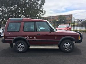 1993 Land Rover Discovery 'Rosignol' special V8 Auto 4x4 Coal Point Lake Macquarie Area Preview
