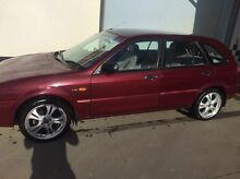 2002 FORD LASER LXI Sorell Sorell Area Preview