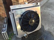 Aluminium radiator Not used Xy XW Liverpool Liverpool Area Preview