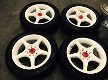 15 inch rims& tyres 4x100 4x114.3 Dandenong Greater Dandenong Preview