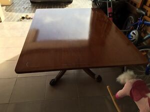 Antique wooden table Craigieburn Hume Area Preview