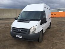 2010 TRANSIT VAN WITH REGO AND RWC URGENT SALE Craigieburn Hume Area Preview