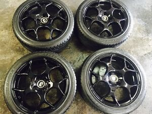 16 inch rims&tyres 4x100 Dandenong Greater Dandenong Preview